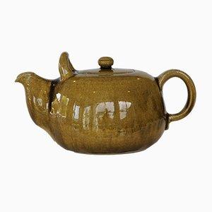 Dänische Vintage Teekanne von Nils Kähler für HAK