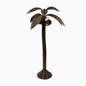 Palm Tree Floor Lamp by Mario Lopez, 1970s