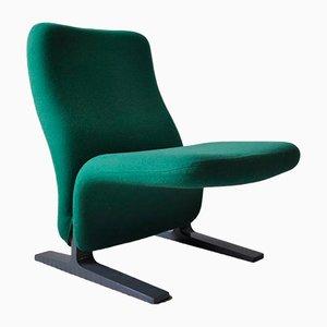Vintage Concorde Chair by Pierre Paulin for Artifort