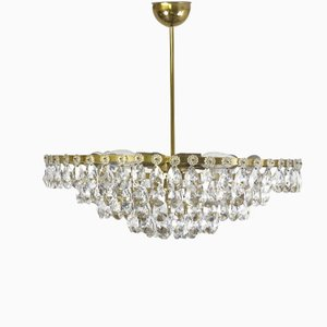 Chandelier from Bakalowits & Sohne, 1975
