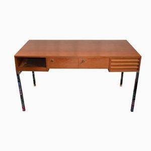Österreichischer Teak Schreibtisch, 1960er