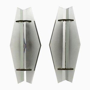 Nr. 1937 Wandlampen von Max Ingrand für Fontana Arte, 1950er, 2er Set