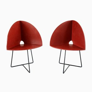 Modern Bucket Chairs by Chen Chen & Kai Williams, 2016, Set of 2