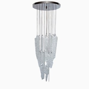 Murano Glass Chandelier, 1970s