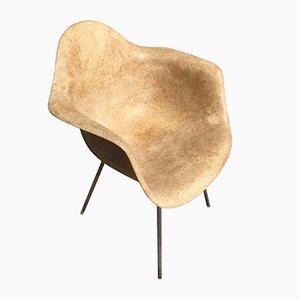 Chaise DAX par Charles & Ray Eames pour Zenith Plastics, 1955