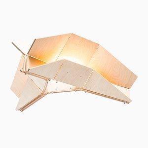 Lámpara colgante Landing de Gael Wuithier de Woodlabo