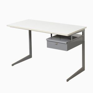 Vintage Result Teacher's Desk by Friso Kramer for Ahrend de Cirkel