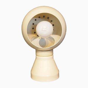 Lámpara de mesa italiana de Goffredo Reggiani, años 50