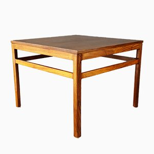 Tavolino da caffè in palissandro di Kai Lyngfeldt Larsen per Soren Willadsen, Danimarca