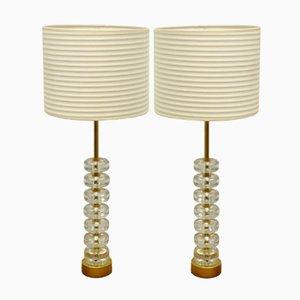 Lampes de Bureau par Carl Fagerlund, 1960s, Set de 2