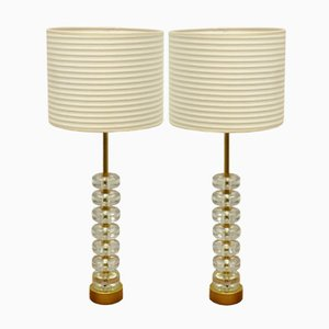 Table Lamps by Carl Fagerlund, 1960s, Set of 2