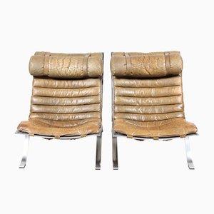 Chaises Vintage Ari par Arne Norell, Set de 2