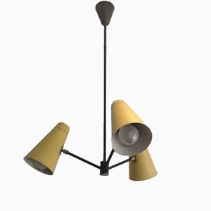 Lampada da soffitto di Fog & Morup, Scandinavia, 1955