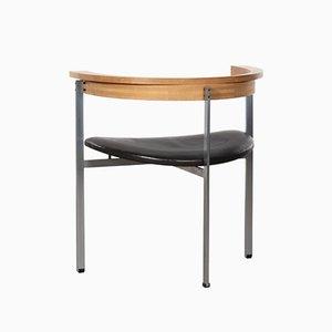 Sedia PK11 di Poul Kjaerholm per E Kold Christensen, anni '60