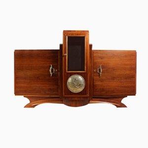 Großes Französisches Art Deco French Sideboard, 1920er