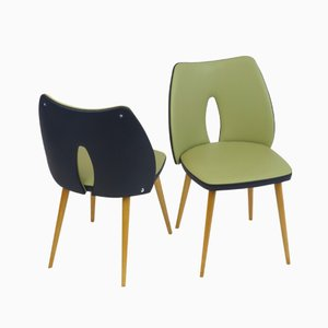 Cocktail Chairs from PMP, 1956, Set of 2