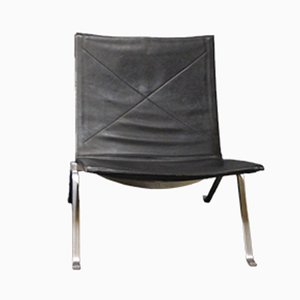 PK22 Lounge Chair by Poul Kjærholm for Fritz Hansen, 1989
