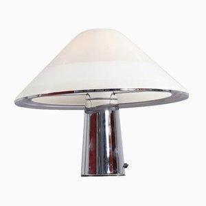 Lampade da tavolo modello Mushroom di Harvey Guzzini, anni '70