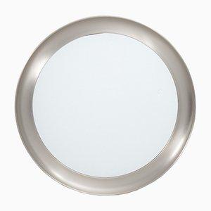 Miroir en Nickel par Sergio Mazza Narcisso pour Artemide, Italie, 1960s, Set de 4