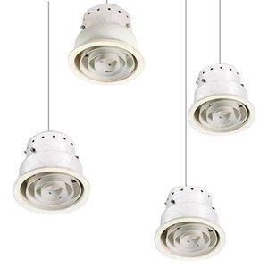 Lámparas de pared vintage de Gino Sarfatti para Arteluce. Juego de 4