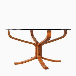 Table Basse Falcon Vintage par Sigurd Ressell pour Vatne Møbler
