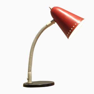 Schreibtischlampe von H. Th. J. A. Busquet für Hala, 1950er