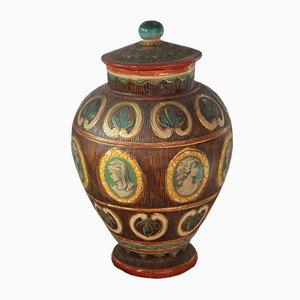 Italian Vintage Ceramic Vase