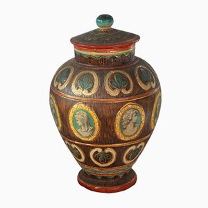Vaso vintage in ceramica, Italia