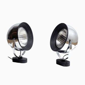 Lámparas de Gae Aulenti & Livio Castiglioni para Stilnovo. Juego de 2