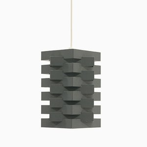 Ceiling Light by Niels Esmann & Hans C. Jensen for Nordisk Solar, 1970s