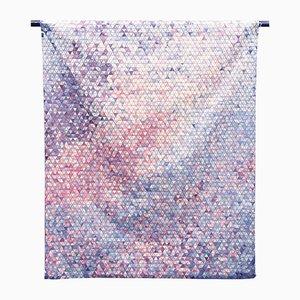 Dyed Wooden Textile No 1 von Elisa Strozyk