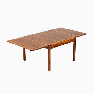 Table Basse en Noyer par Børge Mogensen pour Fredericia Stolefabrik, Danemark, 1960s