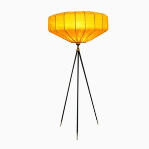 Lampadaire Cocoon Vintage Tripode, Italie