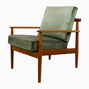 Vintage Teak Armchair from France & Søn