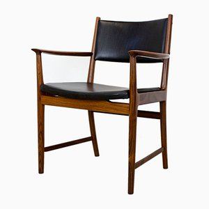 Danish Rosewood Armchair by Kai Lyngfeldt-larsen for Søren Willadsen, 1960s