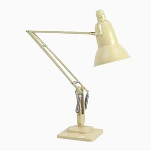 Lámpara Anglepoise industrial de George Cawandine para Terry & Sons, años 50