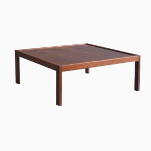 Low Rosewood Coffee Table, 1960s