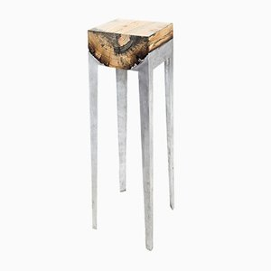 Wood Casting™ Console Table by Hilla Shamia
