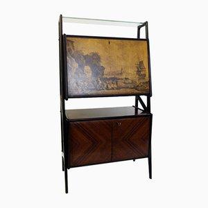 Italian Bar Cabinet by Vittorio Dassi, 1950s