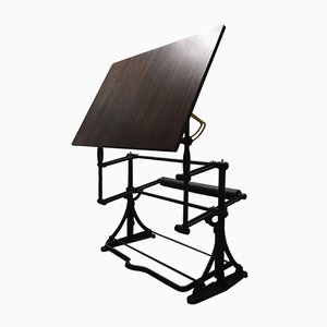 La Parallèle Drafting Table from F. Darnay, 1920s