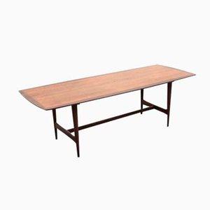 Grande Table Basse Vintage en Teck de Ilse Möbel