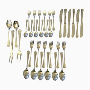 Model 9100 Charleston Cutlery Set from Berndorf, 1970s