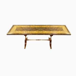 Tavolino da caffè Bassorielievo Mid-Century di Piero Fornasetti