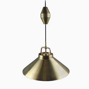 Lampe à Suspension Ajustable P 295 par Frits Schlegel pour Lyfa, Danemark, 1960s