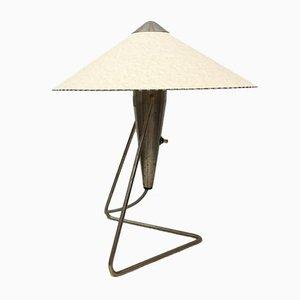 Tschechische Modernistische Tischlampe von Helena Frantova für Okolo, 1950er