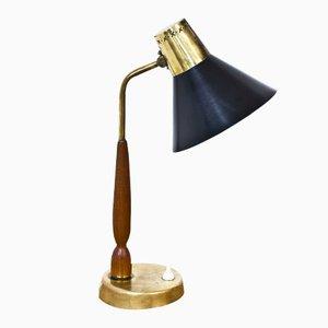 Schwedische Tischlampe von ASEA, 1950er