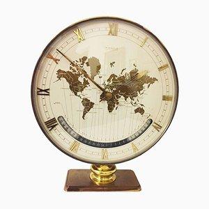 Reloj de mesa modernista grande de Kienzle, años 60