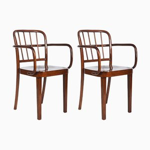 Fauteuils de Salon par Josef Frank for Thonet, 1930s, Set de 2