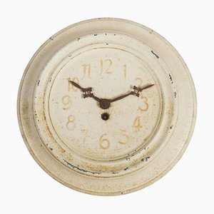 Czech Wall Clock, 1930s