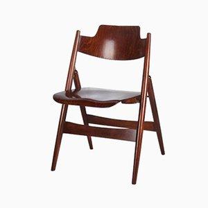 Chaise Pliante Mid-Century par Egon Eiermann pour Wilde & Spieth